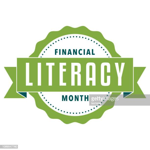 Financial Literacy Month Label