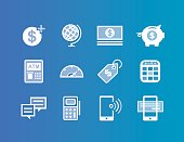 Financial Service icons