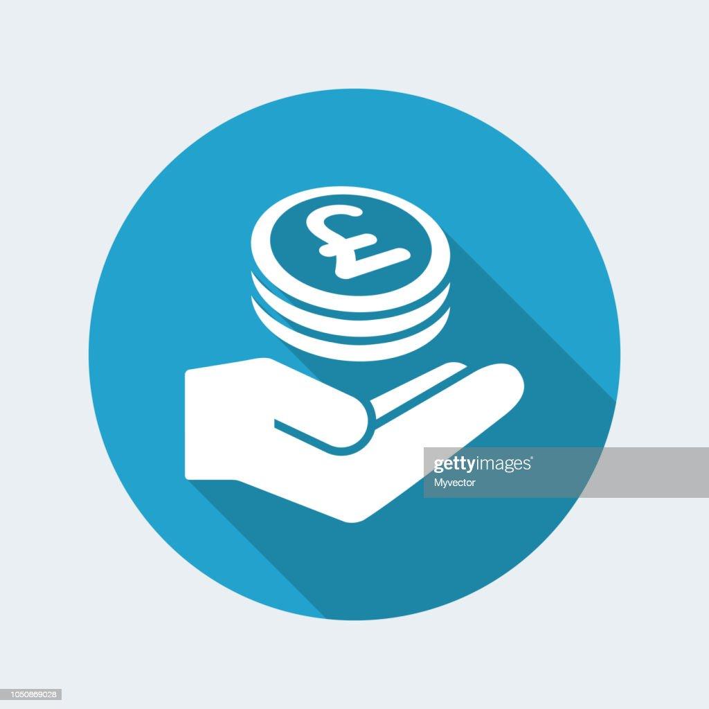 Financial services - Minimal icon