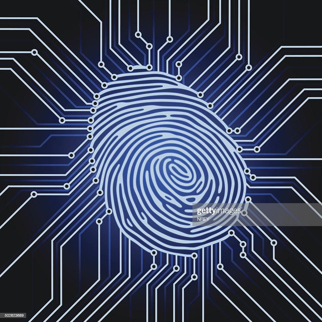 fingerprint electronics