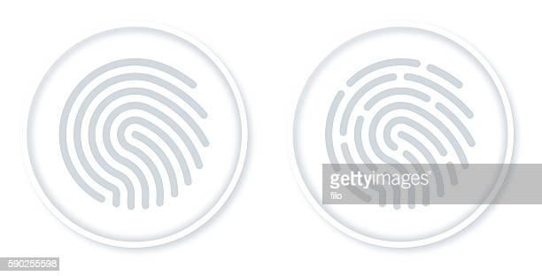 Fingerprint Symbols