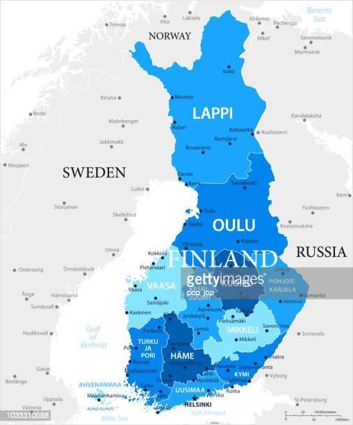 stockillustraties, clipart, cartoons en iconen met 03 - finland - blauwe plek 10 - lahti finland