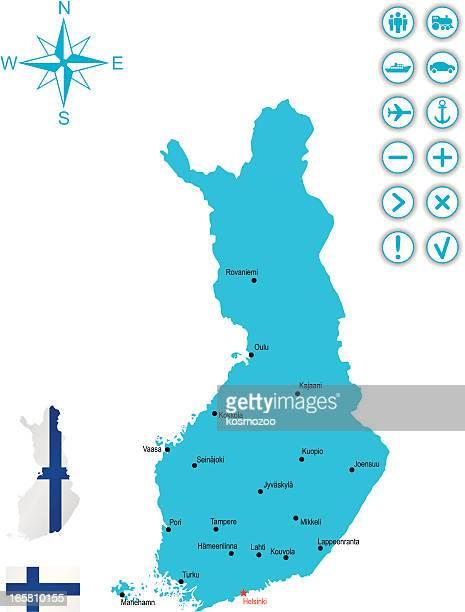 finland - helsinki stock illustrations, clip art, cartoons, & icons