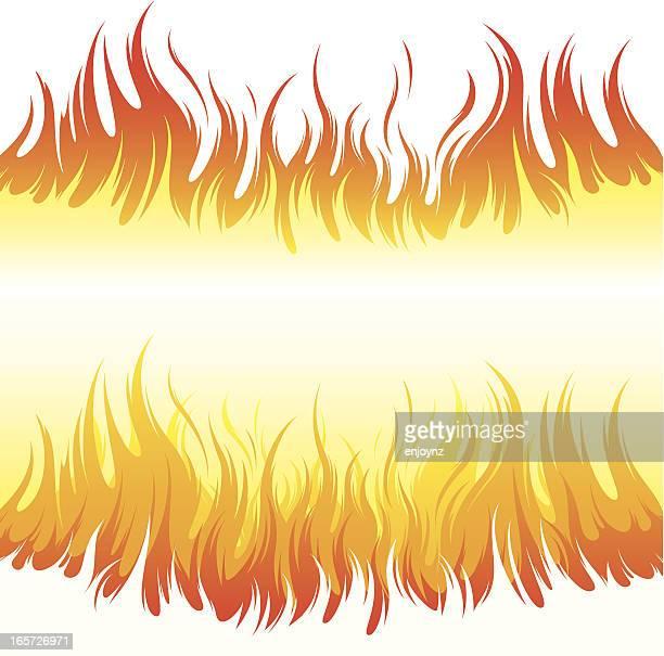Feuer Hintergründe
