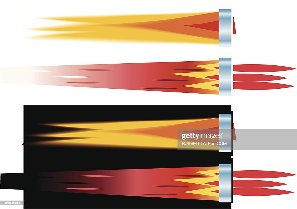 fire blast high res vector graphic getty images 2