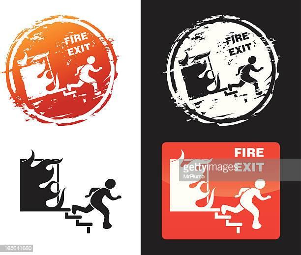 60 Top Fire Escape Stock Illustrations, Clip art, Cartoons