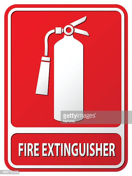 Equipo de extintor