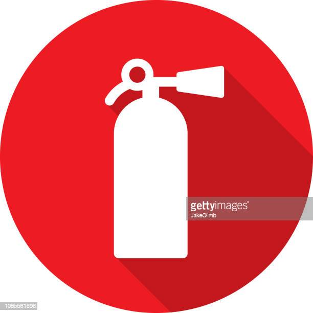 World's Best Fire Extinguisher Stock Illustrations - Getty
