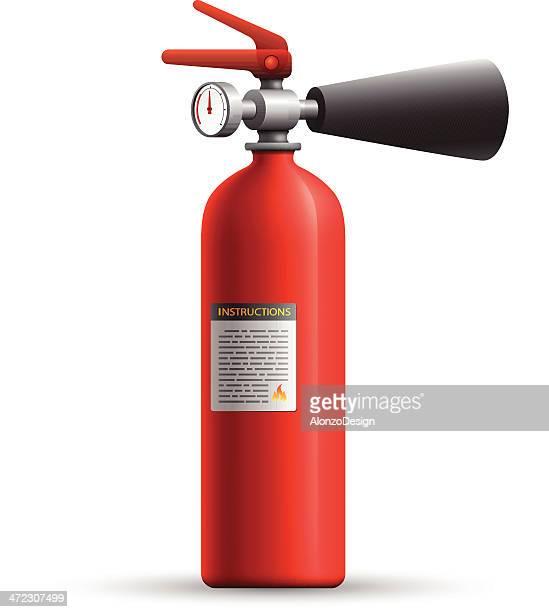 Extintor de fuego