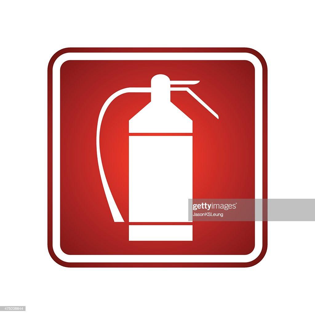 Fire Extinguisher- vector