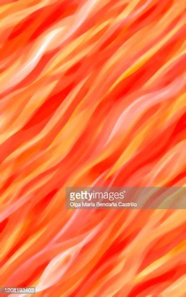 火 - 装飾美術点のイラスト素材/クリップアート素材/マンガ素材/アイコン素材