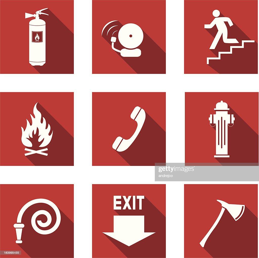 Fire Warnings Set