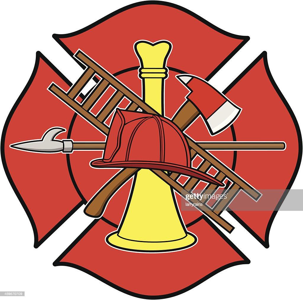 Firefighter Honor Badge