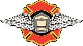 Firefighter Memorial Design