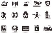 Firefighter Symbols