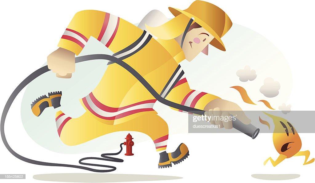 Fireman - Firefighter