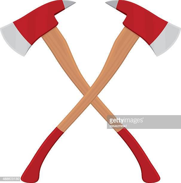 Fireman's Axe Cross