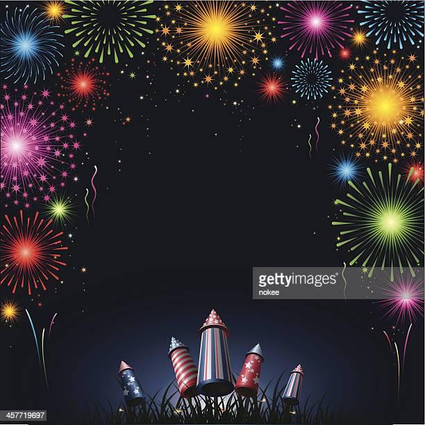 Fogos de artifício-limite