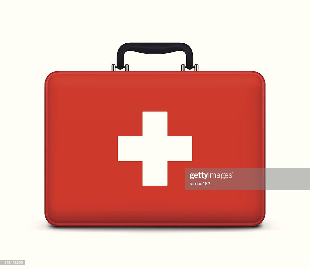First Aid Kit Stock Illustrations And Cartoons Getty Images