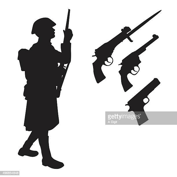 first world war - military personnel stock illustrations, clip art, cartoons, & icons