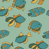 fisches pattern