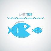 fish concept design background