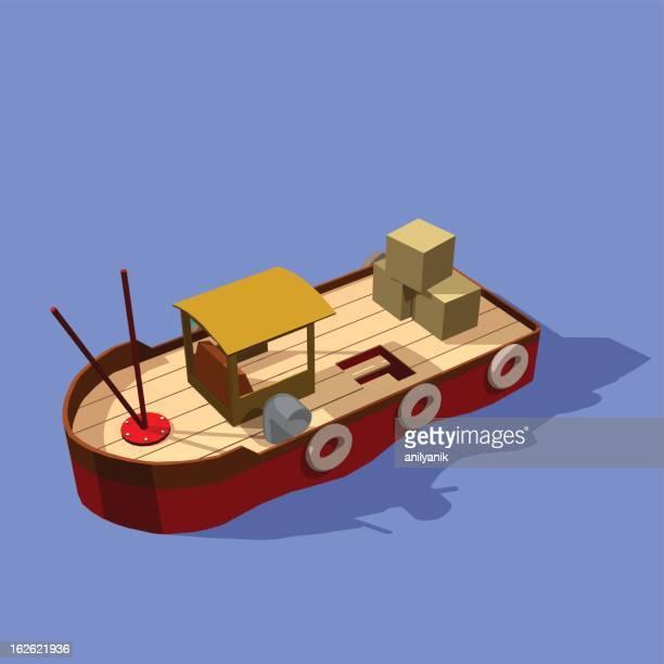 fisher の船