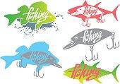 fishing bass logo