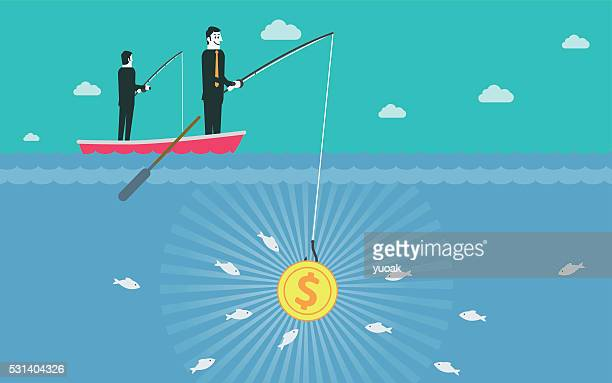 Fishing with Money
