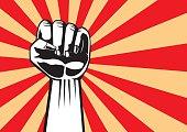 Fist of revolution
