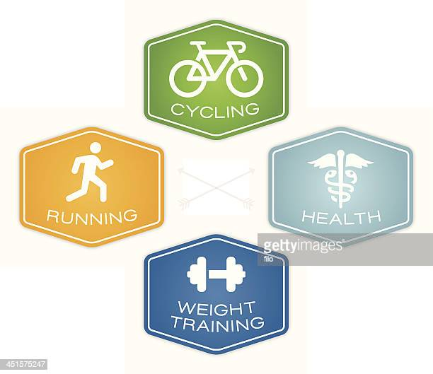 Fitness Badges