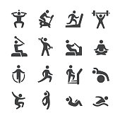 Fitness Icons - Acme Series