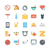 Fitness Vector Icons 3