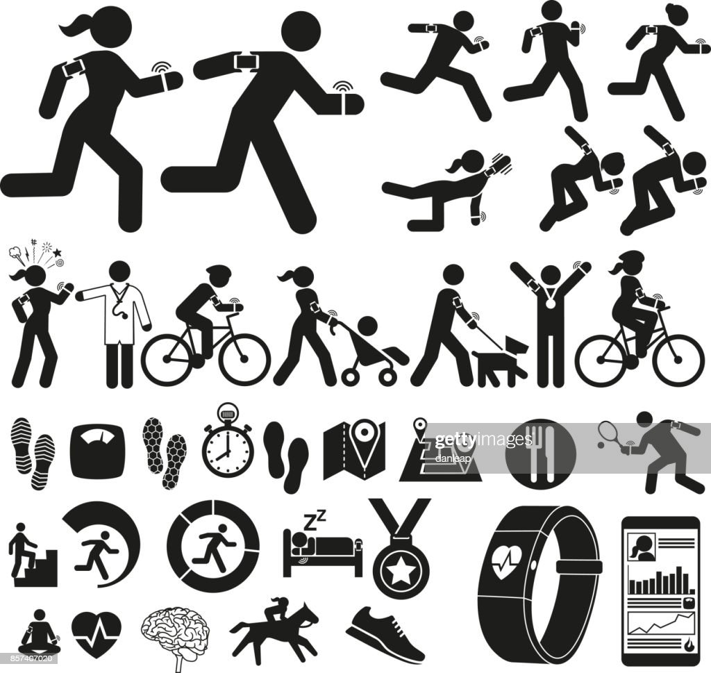 Fitness with Technology