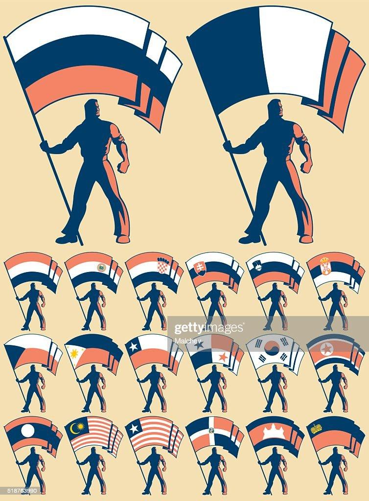 Flag Bearer 3