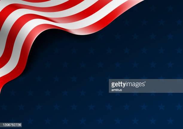 flag border - politics background stock illustrations