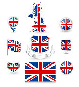UK Flag Collection