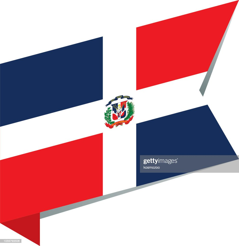 Flag Dominican Republic