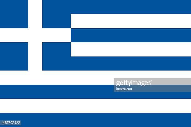 griechische flagge - griechenland stock-grafiken, -clipart, -cartoons und -symbole