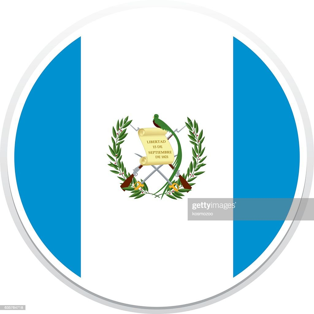 Flag Guatemala Vector Art Getty Images