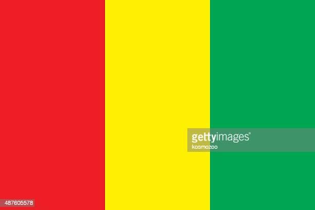 Flagge-Guinea