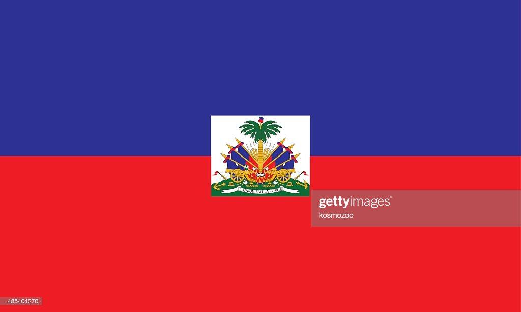 Flag Haiti