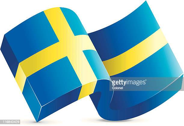 Flag Icon - Sweden