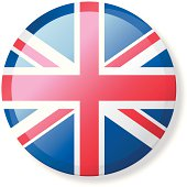 Flag Lapel Button - Britain