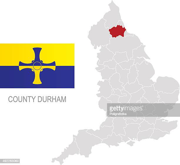 Map Of England Durham.60 Top County Durham England Stock Illustrations Clip Art Cartoons