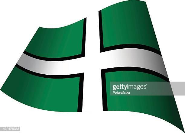 Flag of Devon