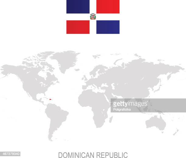 Dominican Republic Flag Stock Illustrations And Cartoons  