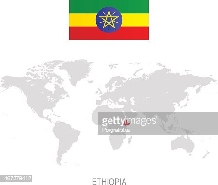 Ethiopia vector map vector art getty images keywords gumiabroncs Choice Image