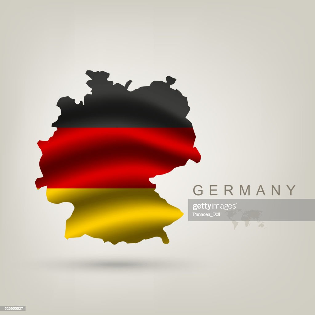 flag of Germany as a country
