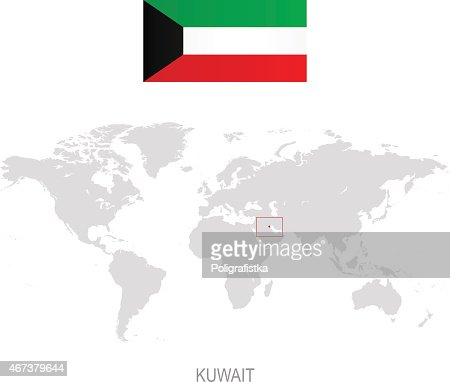 Kuwait map vector art getty images keywords gumiabroncs Image collections